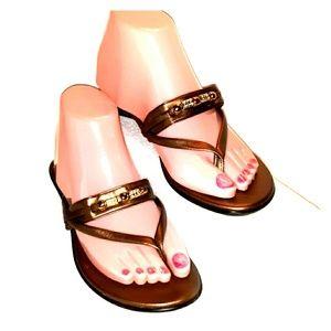 Italian shoemakers 6.5 sandals